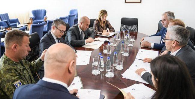 Kryeministri i vendit, Ramush Haradinaj thotë se anëtarësimi në NATO është synim shtetëror dhe qytetar i Kosovës