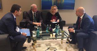 Ministrja, Hykmete Bajrami, po merr pjesë në Forumin për Investime dhe Tregti Kosovë - Turqi