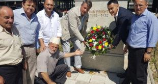 Historianët e Shkupit përkujtojnë atdhetarin e mirënjohur shqiptar, Hasan Prishtina