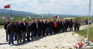 Në 17-vjetorin e rënies heroike përkujtohen dëshmorët: Arsim Muzaqi e Rrustem Hyseni