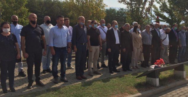 Më një sërë aktivitetesh në qytetin historik të Prizrenit sot është shënuar dita e dëshmorëve të kombit të këtij qyteti