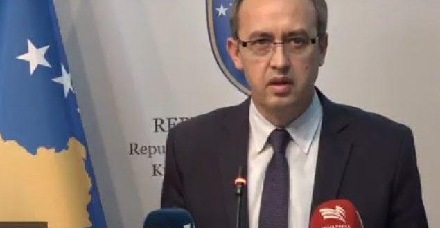 Avdullah Hoti kërkon që Serbia që ti vë para drejtësisë autorët e silmit ndaj shqiptarëve në Novi Sad