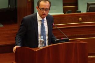 Kryeministri Hoti thotë se do të shpallet gjendje e jashtëzakonshme, nëse kërkohet nga institucionet përkatëse
