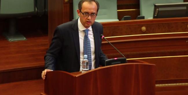 Kryeministri Hoti sot është i thirrur në interpelancë në Kuvend lidhur me shfuqizimin e Task-Forcës Antikorrupsion