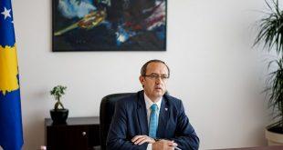 Kryeministri Hoti, zhvilloi takim virtual me anëtarët e Këshillit Kombëtar për Ekonomi dhe Investime në Kosovë
