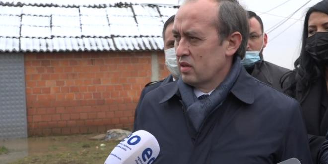 Avdullah Hoti: Qeveria e Kosovës do të ndajë një fond për familjet e prekura nga vërshimet
