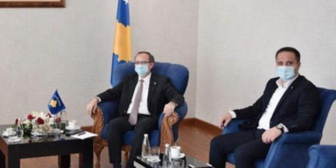 Kryeministri Hoti e emëron zëvendësin e tij përgjegjës për procesin e integrimit evropian të vendit