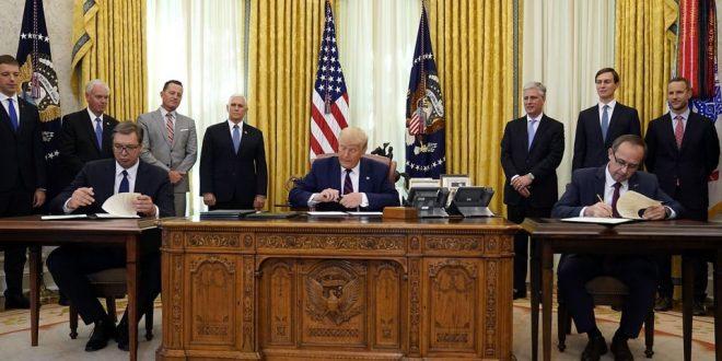 Serwer e Weber kërkojnë që administrata e re amerikane dhe BE-ja ta dërgojnë Kosovën e Serbinë në marrëveshje finale