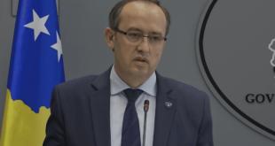 Qeveria e Kosovës në mbledhjen e sotme i ka larguar masat e reciprocitetit të vendosura ndaj shtetit serb