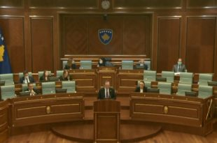 Kryeministri Hoti: Në seancën tjetër që do të mbahet po sot, do të futet në rend dite votimi i buxhetit