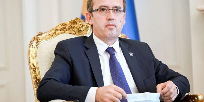 Kryeministri Hoti: Buxheti i shtetit për vitin 2021 do të dërgohet së shpejti në Kuvendin e Kosovës
