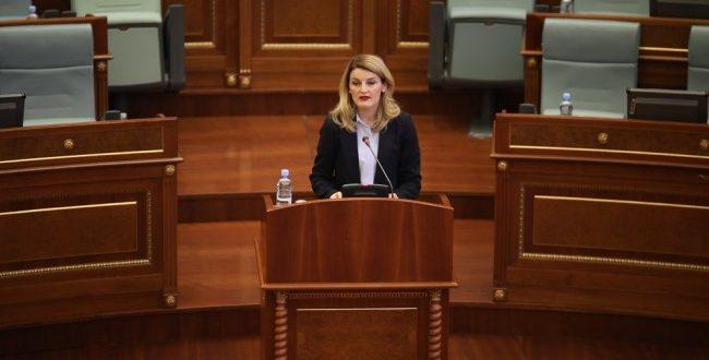 Ministrja e Integrimit, Dhurata Hoxha: Nuk ka ngecje në zbatimin e MSA-së, por është shënuar progres pozitiv