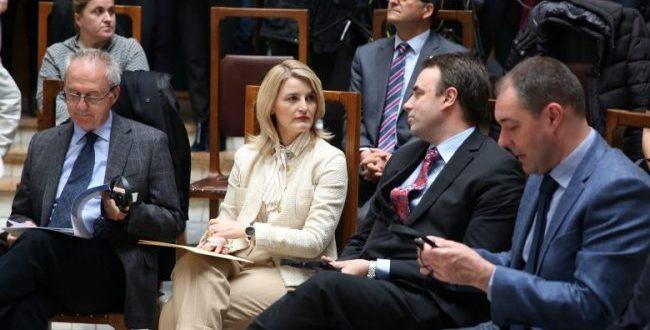 Ministrja Hoxha: Kosova është e interesuar për ngritjen e kapaciteteve bashkarisht më Bashkimin Evropian