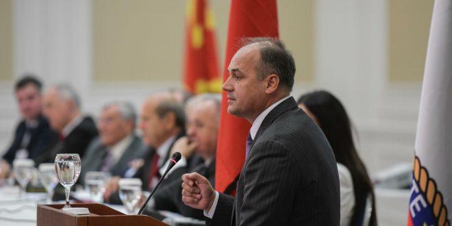 Hoxhaj: Shekulli 21 do të jetë shekulli i shqiptarëve në Ballkan nëse bashkë tregojmë kapacitet politik