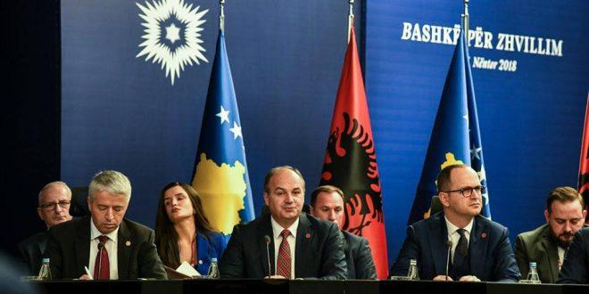 Hoxhaj: Shqipëria është partneri më strategjik i Kosovës në rajon dhe mbesim të përkushtuar në thellimin e bashkëpunimit