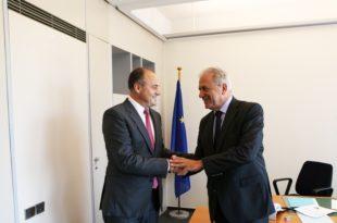 Dimitris Avramopolus: Kilometri i fundit për të lëvizur pa viza në Evropë, nuk do të zgjasë më shumë