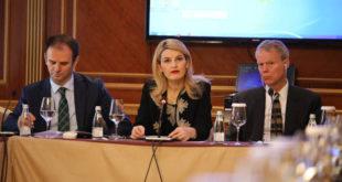 Ministrja Hoxha: Projektligji për përgjegjësinë disiplinore hap drejt fuqizimit të sistemit të drejtësisë