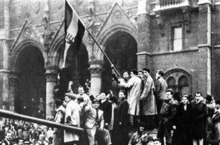 Jo 60-vjetori i pavarësisë së Hungarisë, por 60 vjetori i kryengritjes popullore kundër Bashkimit Sovjetik