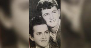(Vëllezërit Hysen e Jusuf Gervalla Slloveni, 1962)