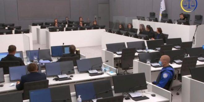 Prokurorja e Gjykatës Speciale ka kundërshtuar kërkesën e mbrojtjes për lirimin e Gucatit me kusht