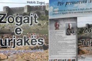 """Gazetari dhe shkrimtari, Habib Zogaj ka përuruar librin: """"Zogajt e Turjakës"""""""