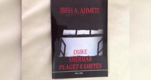 """Promovohet libri-ditar lufte: """"Duke i shëruar plagët e luftës"""", i autorit, Ibish Ahmeti"""