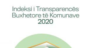 Instituti GAP publikon raportin : Indeksi i Transparencës Buxhetore të Komunave 2020