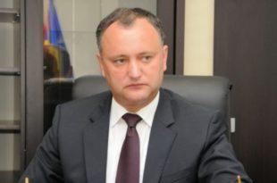 Kandidati prorus, i Moldavisë, Igor Dodon, ka fituar rrethin e dytë të zgjedhjeve presidenciale