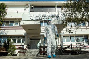 IKSHPK bën të ditur se sot në Kosovë janë regjistruar 560 raste të reja me virusin korona dhe 14 të vdekur