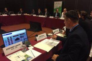 Ilir Morina po merr pjesë në takimin e 27-të i Rrjetit EPA, që po mbahet në Porto të Portugalisë