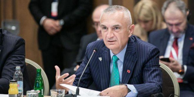 Ilir Meta, zyrtarizoi qëndrimin e tij pro-rus, me pjesëmarrjen në Samitin e Sarajevës