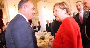Kryetari në detyrë i Partisë Demokratike të Kosovës, Enver Hoxhaj uron Armin Laschet në detyrën e tij të re, në krye të CDU-së