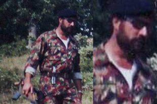Imer Muharrem Alushani (23.9.1964 – 26.7.1998)