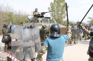 KFOR-i ka paralajmëruar se sot e realizon një ushtrim fushor në në rajonin e Komunës së Prizrenit