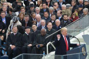 Udhëheqës të shumtë botërorë kanë uruar kryetari e Shteteve të Bashkuara të Amerikës, Donald Trump