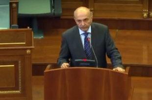Kryeministri Isa Mustafa