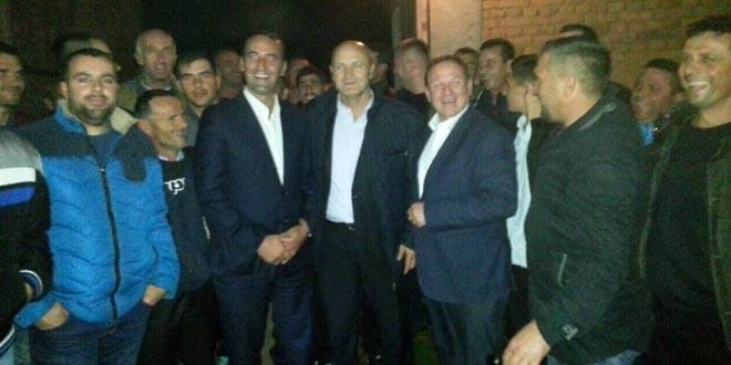 Vazhdojnë takimet e kandidatit Isa Xhemajlaj, me qytetarët e komunës së Drenasit