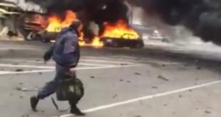 Sulmi në Rusi