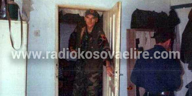 Ismet Dërguti (31.12.1971 – 24.12.1998)