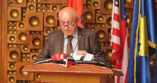 """Fjala e prof. dr. Ismet Salihut në përurimin e librit: """"Masakra e Reçakut krim kundër njerëzimit"""