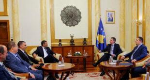 Veseli: Kosova vend i hapur për investimet e huaja