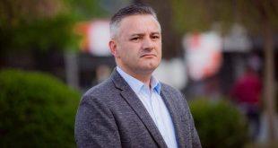 Bekim Jashari e konfirmon kandidaturën e tij për kryetar të Skenderajt për zgjdhjet lokale në tetorit