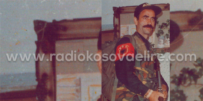 Jashar Zejnullah Jashari (16.3.1962 - 29.3.1999)