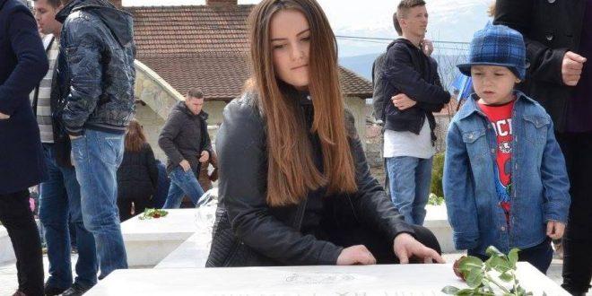 Arbanë Qeriqi-Gashi: Intervistë me Jonida Hotin, bija e dëshmorit të kombit, Xhemali Hoti
