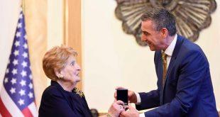 Madeleine Albrigt dërgon një letër kryetarit të Kuvendit të Kosovës Kadri Veseli