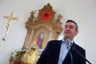 """Kryetari Veseli mori pjesë në shugurimin e kishës """"Shën Abrahami"""" në Llapushnik"""
