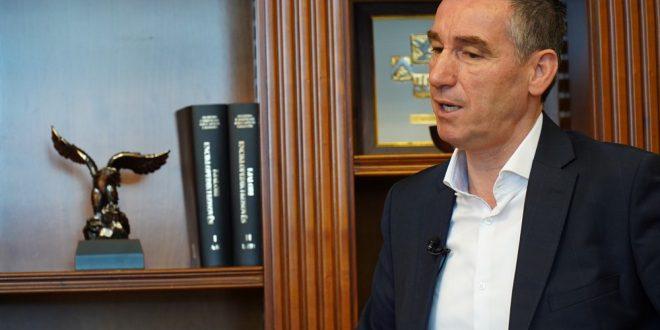 Kryetari i Kuvendit të Kosovës, Kadri Veseli është duke zhvilluar një vizitë zyrtare në Bullgari