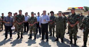 """Kadetët e FSK-së përfunduan me sukses operacionet në """"Kampin veror 2016"""" në Krivollak të Maqedonisë"""