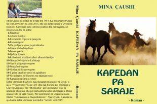 """Dr.Hasan B.Luçi: Për romanin e Mina Çaushit, """"Kapedani pa saraje"""""""
