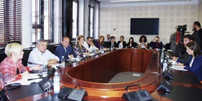 Aktivitete nga takimi i Komisionit për Punë të Jashtme me përfaqësuesit e KDI-së